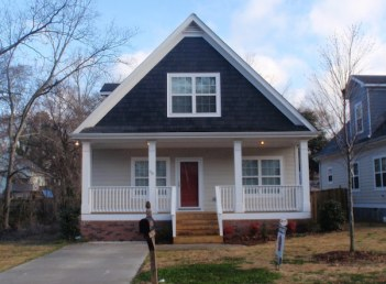 Charis is rehabbing damaged vacant properties into attractive homes that are revitalizing South Atlanta streets.