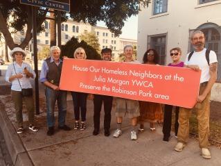 Julia Morgan Y vigil picture